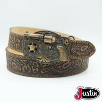 Justin Western Belt size 42インチ
