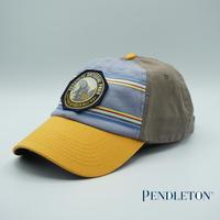 PENDLETON National Park Cap(ブルーゴールド)