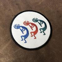 Wappen Kokopelli dancer