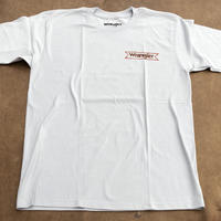 Wrangler EVENT TESTED TEE (ホワイト) size M