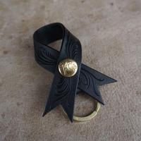 KC,s Keyring Bow(ブラック)