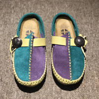 FUNNY Moccasin sandals size 23.5cm