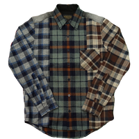 PENDLETON New Crazzy wool shirt