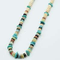 Indian Jewelry HEISHI NECKLACE by Calvin Lovato