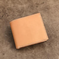 FUNNY Billfold bridle leather(タン)