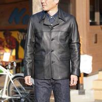 Cushman Deerskin sports coat(ブラック)