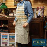 PENDLETON  New Apron with Canvas