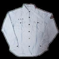 Import L/S chambray shirts