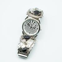Indian Jewelry Watch men's