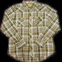 Wrangler western L/S shirt size XL(グリーン)