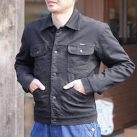 Wrangler Lined Black Jacket #20WJSGF