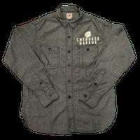 GUNZ Work shirts #440G625(ブラック)