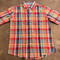Pendleton S/S Seaside BD shirts (レッド) size S
