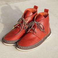 FUNNY Moccasin Desert Boots