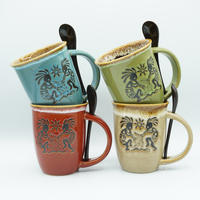 KOKOPELLI selamic mug