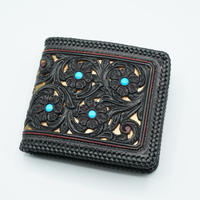FUNNY Billfold Diamond Python by KubotaAtsushi