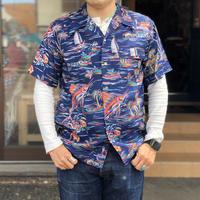 FUNNY Swordfish Aloha shirts