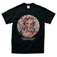 【ART FACE】100 FACES Tシャツ&エコバッグ記念セット(タイプ2)
