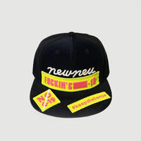 "LOGO CAP ""NO C-19 set"" (YELLOW)"