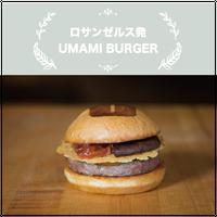 UMAMI BURGER(ウマミバーガー)/ウマミ
