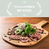 WP PIZZA(ウルフギャングパック ピッツァ)/ローストビーフサラダ