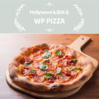 WP PIZZA(ウルフギャングパック ピッツァ)/ペパロニピザ