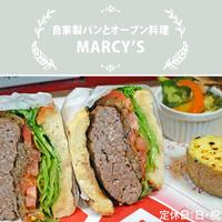 MARCY'S/MARCYオリジナル ハンバーグサンド