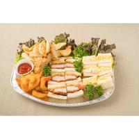 【前日15時までのご注文】カヤバヤ/カヤバヤ自慢!サンドウィッチとおかずの盛り合わせ