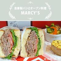 MARCY'S/自家製コンビーフサンド