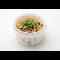 こめらく 和のスープとお茶漬けと。/浜焼きサバの混ぜごはん(福井)