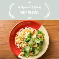 WP PIZZA(ウルフギャングパック ピッツァ)/コンビサラダランチ(シーザーサラダ&シノワチキンサラダ)