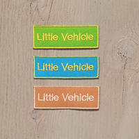 THE ACE SHOP | Wappen / Little Vehicle (S)