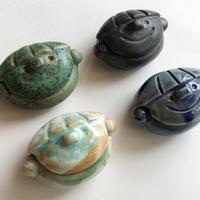 PUNCH LAB | ポンチ陶器 小物入れ