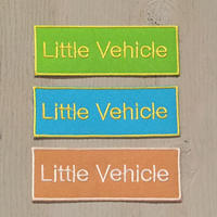 THE ACE SHOP | Wappen / Little Vehicle (L)