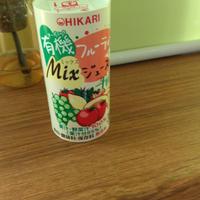 有機フルーティミックスジュース(195g)
