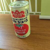 ヒカリオーガニックトマトジュース(190g)