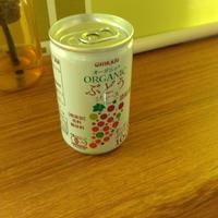 オーガニックぶどうジュース(160g)
