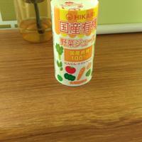 国産有機野菜ジュース(125ml)