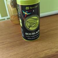エコ・ブラック無糖コーヒー(195ml)