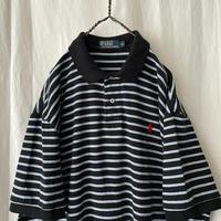 """"""" Polo Ralph Lauren """" Cotton Border S/S Polo Shirts"""