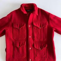 "80-90′s "" Polo Ralph Lauren "" Heavy Wool Hunting Shirts Jacket"