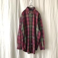"90′s "" Polo Ralph Lauren "" Cotton Check Shirts"