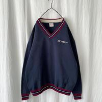 "▪️ 90's "" EZ STREET "" V-Neck Sweat Shirts ▪️"