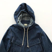 """"""" orslow """" US NAVY SALVAGE HOODED PARKA size""""M"""""""