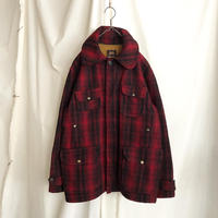 """40′s """" Woolrich """" Wool Hunting Jacket with Cotton Flannel Liner"""