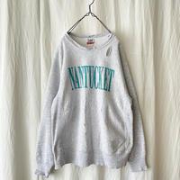 "90′s "" NANTUCKET "" Type R/W Sweat Shirts made in usa"