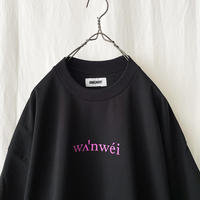 """"""" ONEWAY """" Phonetic Sign S/S T-Shirts"""