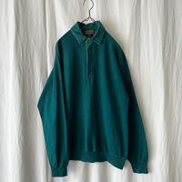 "Deadstock 80′s "" Eddie Bauer "" Sweat Polo Shirts"