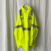L/S Work Shirts with Reflector