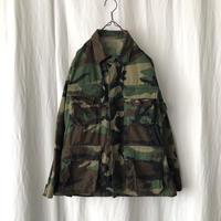 Military BDU Woodland Camouflage Jacket